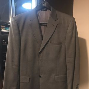JOS A. BANK - Men's Gray Wool Sports Coat